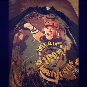 WWE John Cena shirt XL